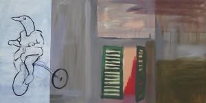 """""""meriggio"""" - acrilico su tela - 2005"""