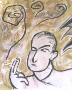 10 - fumatore distratto -87